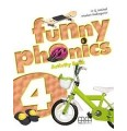 Funny Phonics 4 Activity Book with Activity Book Audio CD éd.MM Publications 2013 EAN 9789604788354